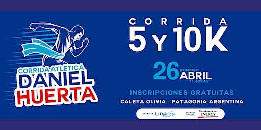 Corrida Atlética Daniel Huerta 2020