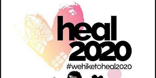 #WEHIKETOHEAL 2020 Group Hike