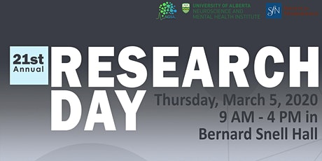 Neuroscience and Mental Health Research Day tickets