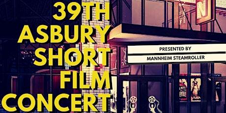 39th Annual Asbury Short Film Concert tickets