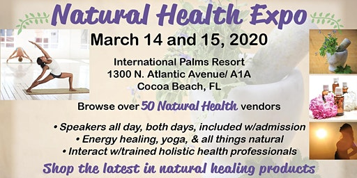 Natural Health Expo Cocoa Beach