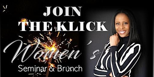 Join The Klick - Women's Seminar 2020