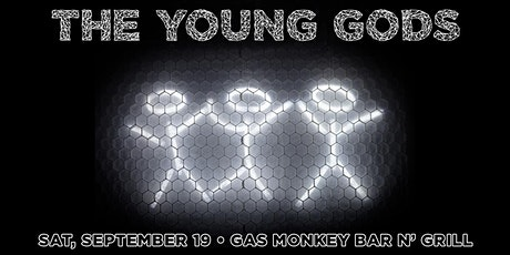 The Young Gods tickets