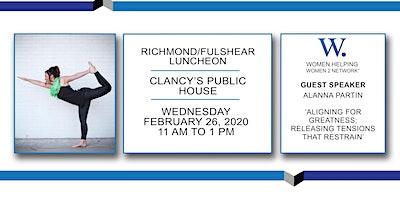 WHW2N - Richmond / Fulshear Luncheon