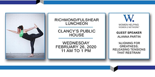 WHW2N - Richmond / Fulshear Luncheon