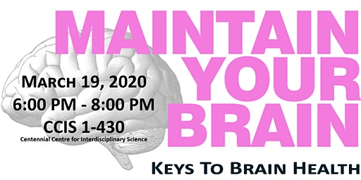 Maintain Your Brain: Keys to Better Brain Health