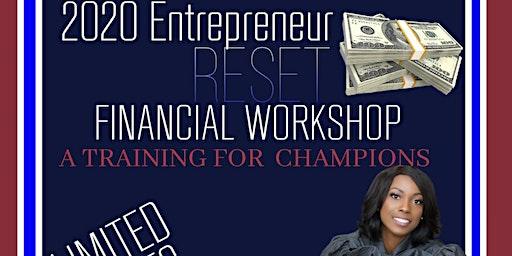 2020 Entrepreneur Reset