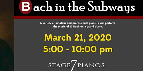 Bach in the Subways concert tickets