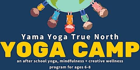 Kids Yoga + Creative Wellness AfterSchool Program tickets