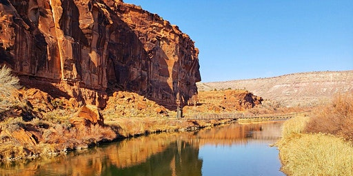 Women Who Explore Grand Junction Co - Big Dominquez Canyon Hike