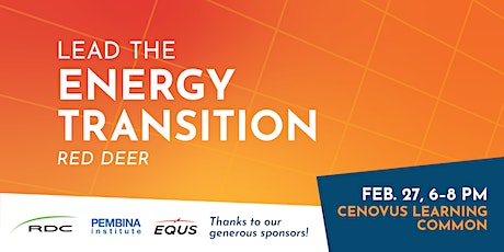Lead the Energy Transition tickets