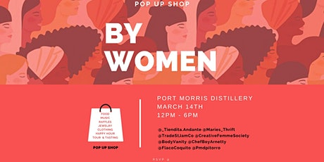 Pop Up Shop by Women tickets