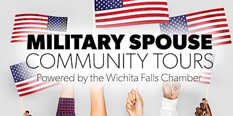 Military Spouse Community Tour--River Bend Nature Center tickets