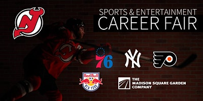 New Jersey Sports & Entertainment Career Fair (Hosted by the NJ Devils)