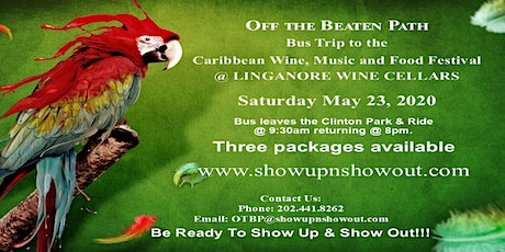Off the Beaten Path's Bus Trip to the Linganore Caribbean Wine Festival tickets