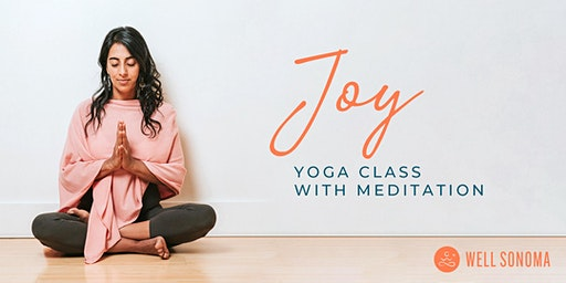 Joy Yoga Flow + Meditation