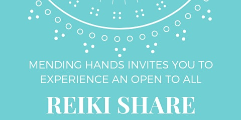 Open Reiki Share