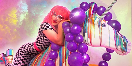 The Balloon Takeover of Rainbow Vomit