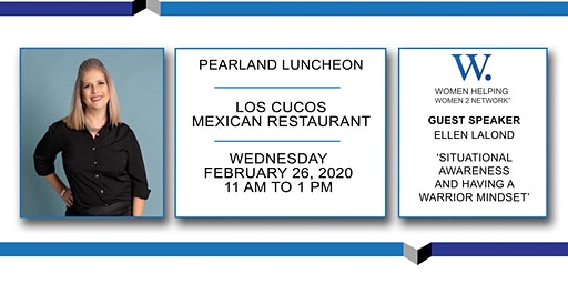WHW2N Pearland Luncheon