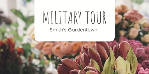 Military Matters Tour--Smith's Gardentown