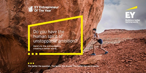EY Entrepreneur of the Year 2020 Launch