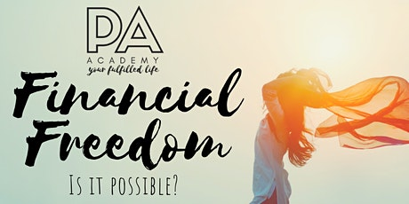 Financial Freedom - Is it Possible? tickets