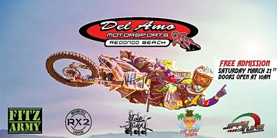 FMX - Freestyle Motocross LIVE - Del Amo Motorsports Redondo