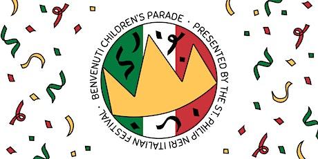 SPN Children's Benvenuti Parade tickets