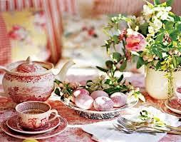 Spring Fling Afternoon Tea