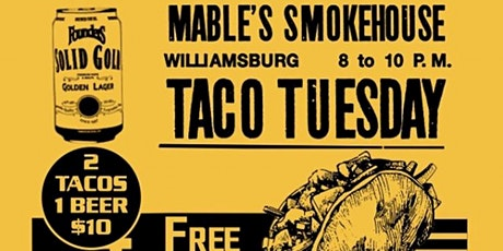 Taco & Trivia Tuesday tickets