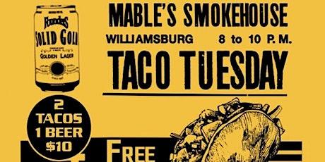 Taco & Trivia Tuesday tickets