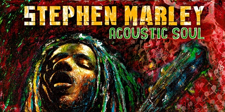 An Evening With Stephen Marley Acoustic Soul entradas