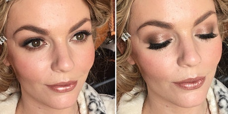 Makeup Masterclass - How to Create a Smokey Eye & Radiant Makeup tickets