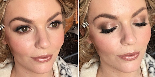 Makeup Masterclass - How to Create a Gold Smokey Eye