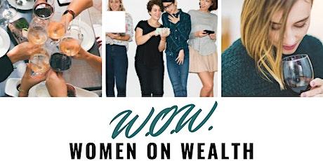 Women On Wealth: Empowering Women through Financial Success tickets