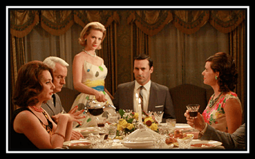 A Seward Great Gathering - Mad Men Dinner Party SOLD OUT tickets