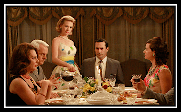 A Seward Great Gathering - Mad Men Dinner Party tickets
