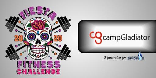 Fiesta Fitness Fundraiser - Camp Gladiator