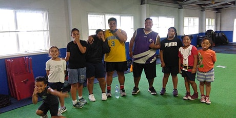 "AIGA MALOSI ""STRONG FAMILIES"" 8 WEEK FIT CAMP tickets"