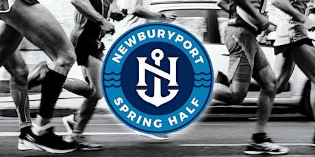 Newburyport Spring Half Marathon & Relay (2020) tickets