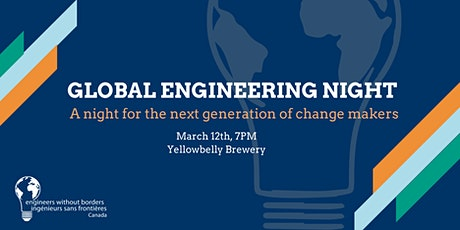 Global Engineering Night tickets