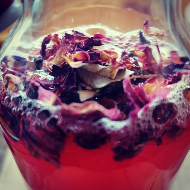 Summer Fermented Drinks Workshop, Congleton image