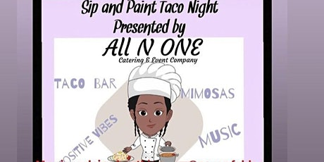 Paint & Sip Taco Event tickets