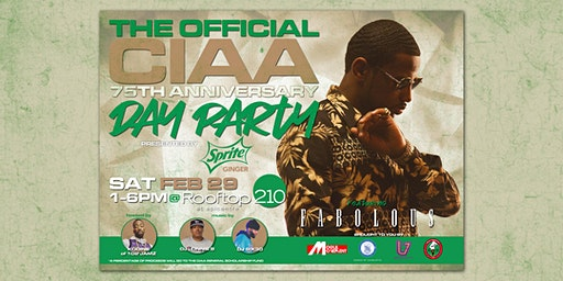 FABOLOUS - Sprite  Official CIAA Saturday Day Party