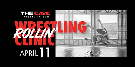 Rollin' Wrestling Clinic tickets