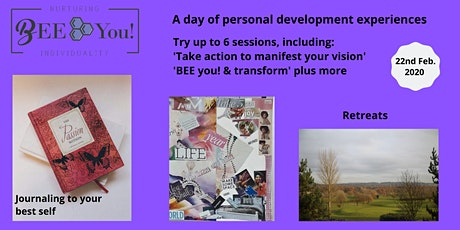 BEE You! Experiences Day - personal development experiences for women tickets