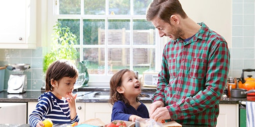 Dads and Discipline: Cooperation at Home (Preschool/Elementary)