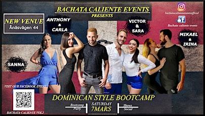Bachata Caliente Vol2 tickets