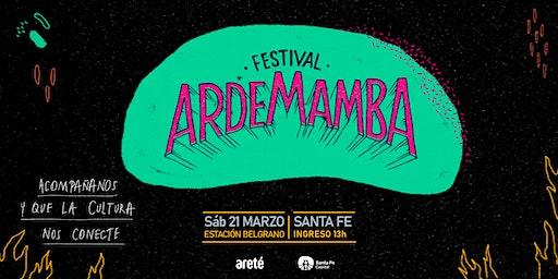 Festival ARDE MAMBA