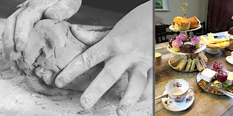 Create in Clay with Afternoon Tea style lunch, Saturday 25th April 2020 tickets